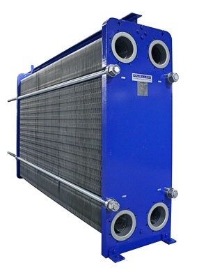 Accu Therm AT184 Plate Heat Exchanger